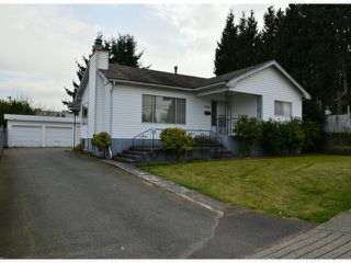 Photo 1: 32656 PEARDONVILLE Road in Abbotsford: Abbotsford West House for sale : MLS®# F1307402