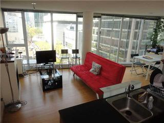 Main Photo: # 904 822 SEYMOUR ST in : Downtown VW Condo for sale : MLS®# V942757