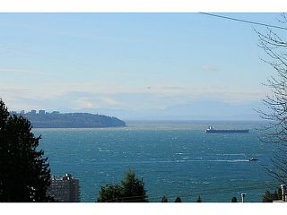 Main Photo: 2171 OTTAWA AV in West Vancouver: Dundarave House for sale : MLS®# V1036424