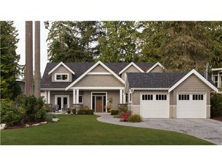 "Photo 1: 1128 TALL TREE Lane in North Vancouver: Canyon Heights NV House for sale in ""CANYON HEIGHTS"" : MLS®# V1043343"