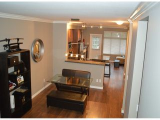 "Photo 3: 58 15151 34TH Avenue in Surrey: Morgan Creek Townhouse for sale in ""SERENO"" (South Surrey White Rock)  : MLS®# F1402501"