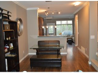 "Photo 8: 58 15151 34TH Avenue in Surrey: Morgan Creek Townhouse for sale in ""SERENO"" (South Surrey White Rock)  : MLS®# F1402501"