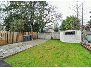 Photo 20: 1967 FRASER Avenue in Port Coquitlam: Glenwood PQ House for sale : MLS®# V1051434