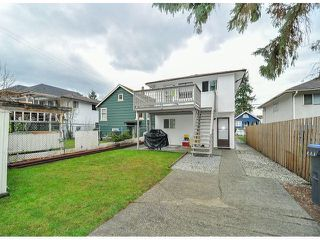 Photo 19: 1967 FRASER Avenue in Port Coquitlam: Glenwood PQ House for sale : MLS®# V1051434
