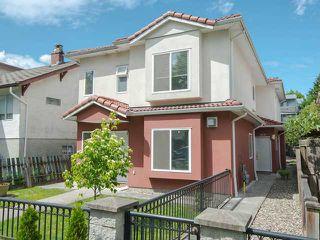 """Photo 1: 479 E 16TH Avenue in Vancouver: Mount Pleasant VE 1/2 Duplex for sale in """"MOUNT PLEASANT"""" (Vancouver East)  : MLS®# V1066960"""