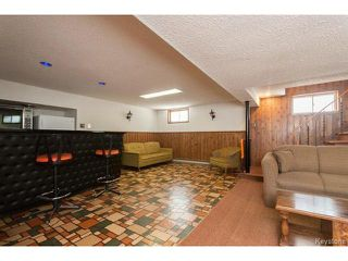 Photo 12: 736 Clifton Street in WINNIPEG: West End / Wolseley Residential for sale (West Winnipeg)  : MLS®# 1412953