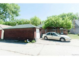 Photo 18: 736 Clifton Street in WINNIPEG: West End / Wolseley Residential for sale (West Winnipeg)  : MLS®# 1412953