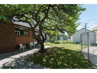 Photo 17: 736 Clifton Street in WINNIPEG: West End / Wolseley Residential for sale (West Winnipeg)  : MLS®# 1412953