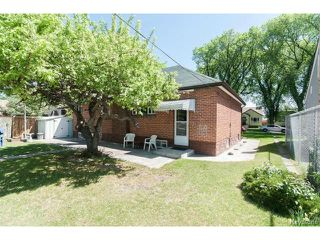 Photo 15: 736 Clifton Street in WINNIPEG: West End / Wolseley Residential for sale (West Winnipeg)  : MLS®# 1412953