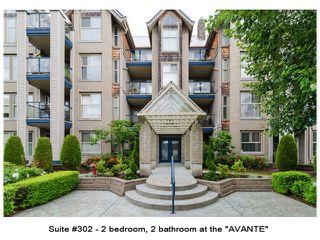 "Photo 1: 302 20237 54TH Avenue in Langley: Langley City Condo for sale in ""AVANTE"" : MLS®# F1415338"