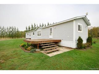 Photo 1: 41155 42N Road in STCLAUDE: Manitoba Other Residential for sale : MLS®# 1424118