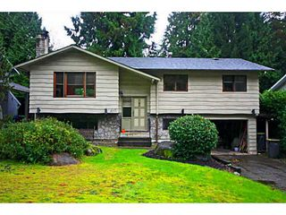 Photo 1: 1855 POOLEY Avenue in Port Coquitlam: Lower Mary Hill House for sale : MLS®# V1092651