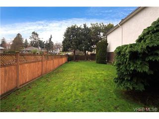 Photo 2: 1 3281 Linwood Ave in VICTORIA: SE Maplewood Row/Townhouse for sale (Saanich East)  : MLS®# 689397