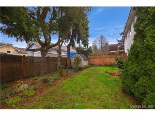 Photo 17: 1 3281 Linwood Ave in VICTORIA: SE Maplewood Row/Townhouse for sale (Saanich East)  : MLS®# 689397