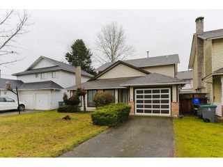 "Main Photo: 9584 155TH Street in Surrey: Fleetwood Tynehead House for sale in ""BRIARWOOD"" : MLS®# F1431535"