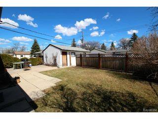 Photo 16: 18 Maywood Road in WINNIPEG: Windsor Park / Southdale / Island Lakes Residential for sale (South East Winnipeg)  : MLS®# 1508784