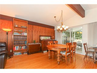 "Photo 5: 6882 YEOVIL Place in Burnaby: Montecito House for sale in ""Montecito"" (Burnaby North)  : MLS®# V1119163"