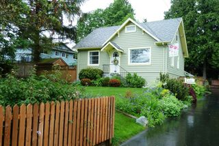 Photo 1: 9561 118th Street in North Delta: Home for sale