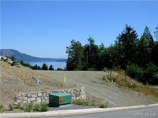 Photo 3: Lot 1 Mill Bay Pl in MILL BAY: ML Mill Bay Land for sale (Malahat & Area)  : MLS®# 704835