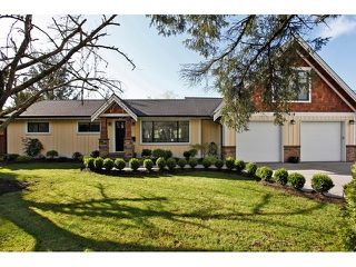 """Photo 1: 21568 48 Avenue in Langley: Murrayville House for sale in """"Murrayville"""" : MLS®# F1446378"""