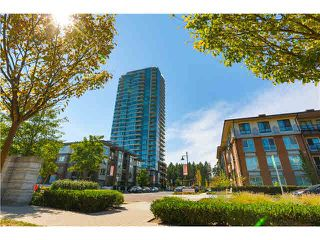"Photo 1: 2202 3102 WINDSOR GATE in Coquitlam: New Horizons Condo for sale in ""CELADON - WINDSOR GATE"" : MLS®# V1140723"