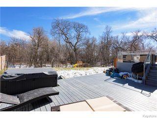 Photo 43: 98 River Ridge Drive in Winnipeg: West Kildonan / Garden City Residential for sale (North West Winnipeg)  : MLS®# 1604271