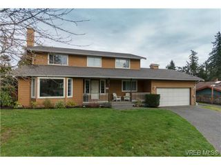 Photo 1: 4445 Pimlott Pl in VICTORIA: SW Royal Oak Single Family Detached for sale (Saanich West)  : MLS®# 724407