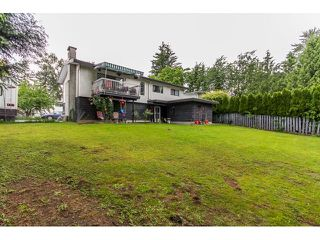 Photo 20: 7568 LEE Street in Mission: Mission BC House for sale : MLS®# R2076118