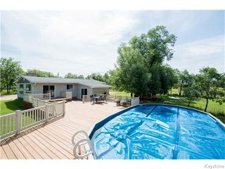 Photo 16: 25094 Dugald Road (15 Hwy) Highway: Dugald Residential for sale (R04)  : MLS®# 1619205