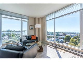 Photo 11: 802 1090 Johnson St in VICTORIA: Vi Downtown Condo Apartment for sale (Victoria)  : MLS®# 740685