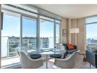 Photo 7: 802 1090 Johnson St in VICTORIA: Vi Downtown Condo Apartment for sale (Victoria)  : MLS®# 740685