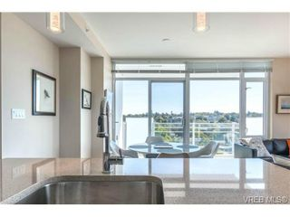 Photo 6: 802 1090 Johnson St in VICTORIA: Vi Downtown Condo Apartment for sale (Victoria)  : MLS®# 740685