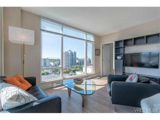 Photo 9: 802 1090 Johnson St in VICTORIA: Vi Downtown Condo Apartment for sale (Victoria)  : MLS®# 740685