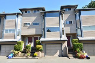 Photo 1: 51 1195 FALCON Drive in Coquitlam: Eagle Ridge CQ Townhouse for sale : MLS®# R2103325