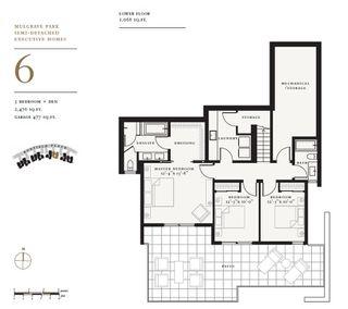"Photo 4: 2998 BURFIELD Place in West Vancouver: Cypress Park Estates House 1/2 Duplex for sale in ""MULGRAVE PARK"" : MLS®# R2116530"