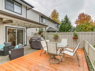 "Photo 20: 53 4756 62 Street in Delta: Holly Townhouse for sale in ""ASHLEY GREEN"" (Ladner)  : MLS®# R2130186"