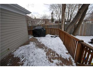 Photo 16: 53 Harrowby Avenue in Winnipeg: St Vital Residential for sale (2D)  : MLS®# 1703965