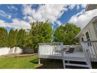 Photo 39: 1203 Kingsmere Boulevard in Saskatoon: Lakeridge Single Family Dwelling for sale (Saskatoon Area 01)  : MLS®# 611562