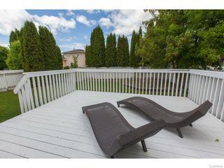 Photo 34: 1203 Kingsmere Boulevard in Saskatoon: Lakeridge Single Family Dwelling for sale (Saskatoon Area 01)  : MLS®# 611562