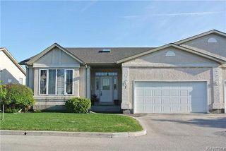 Main Photo: 123 Victor Lewis Drive in Winnipeg: Linden Woods Condominium for sale (1M)  : MLS®# 1713717