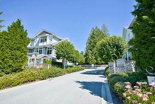 "Photo 1: 35 20449 66 Avenue in Langley: Willoughby Heights Townhouse for sale in ""Nature's Landing"" : MLS®# R2185731"