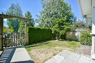 "Photo 18: 35 20449 66 Avenue in Langley: Willoughby Heights Townhouse for sale in ""Nature's Landing"" : MLS®# R2185731"
