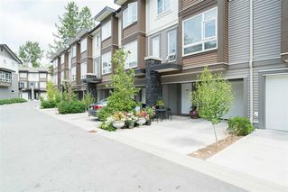 Photo 1: 116 5888 144 Street in Surrey: Sullivan Station Townhouse for sale : MLS®# R2189479