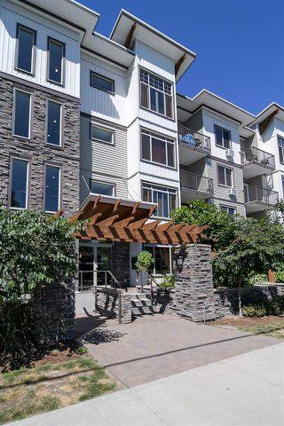 "Photo 2: 418 11887 BURNETT Street in Maple Ridge: East Central Condo for sale in ""Wellington Station"" : MLS®# R2193289"