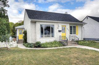 Photo 1: 282 Amherst Street in Winnipeg: Deer Lodge Single Family Detached for sale (5E)  : MLS®# 1725025