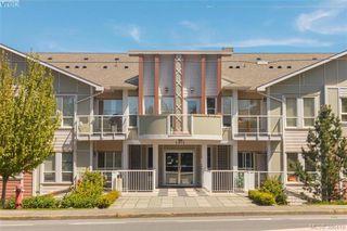 Main Photo: 206 3915 Carey Road in VICTORIA: SW Tillicum Condo Apartment for sale (Saanich West)  : MLS®# 386418