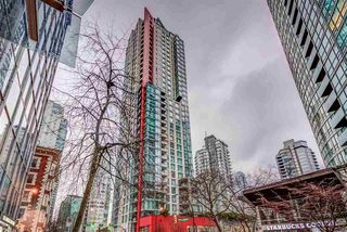 Photo 1: 903 1211 MELVILLE Street in Vancouver: Downtown VW Condo for sale (Vancouver West)  : MLS®# R2234858