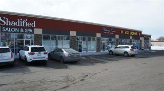 Main Photo: 307 10451 99 Avenue: Fort Saskatchewan Retail for sale or lease : MLS®# E4103343