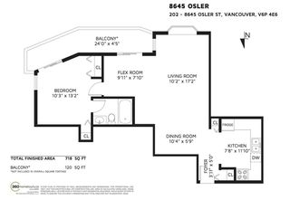 Photo 18: 202 8645 OSLER Street in Vancouver: Marpole Condo for sale (Vancouver West)  : MLS®# R2271111