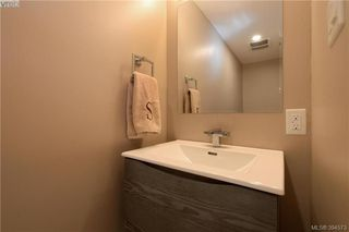 Photo 15: A 596 Langholme Drive in VICTORIA: Co Wishart North Strata Duplex Unit for sale (Colwood)  : MLS®# 394573